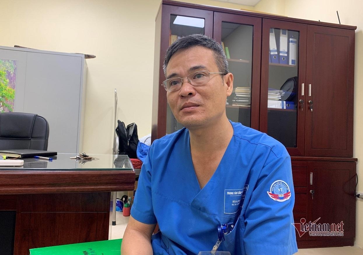 Bác sĩ 115 kể chuyện hồi sinh những quả tim ngừng đập