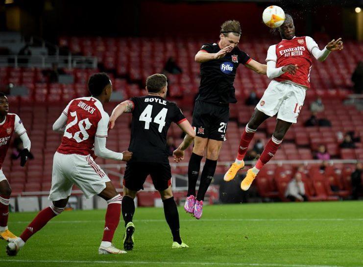 Arsenal thắng trận thứ 2 liên tiếp ở Europa League