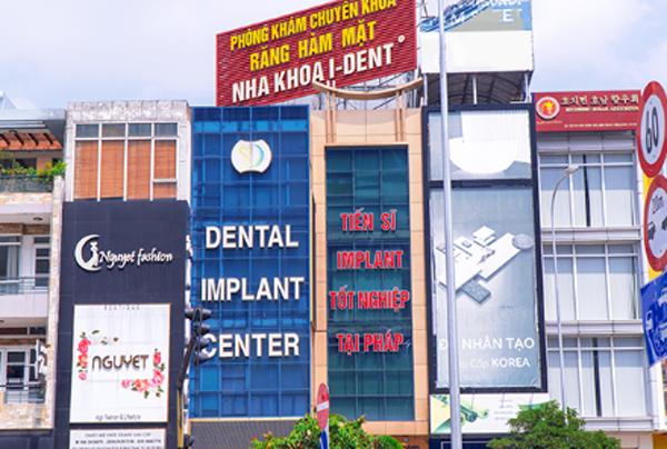 Bọc răng sứ thẩm mỹ ở Nha khoa I-Dent