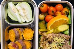 Gợi ý thực đơn cơm hộp mang đi làm tiện lợi, đủ chất, không tăng cân