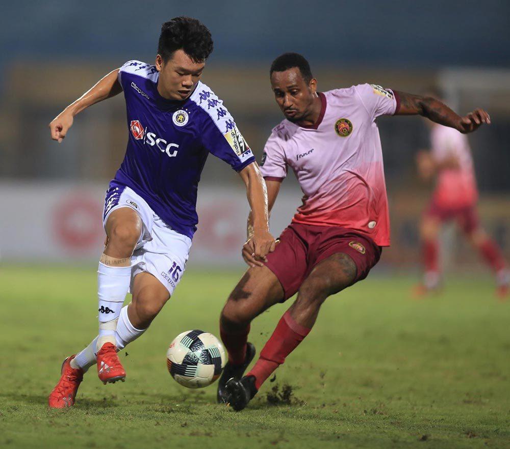 Lịch thi đấu V-League hôm nay: Hà Nội đấu Sài Gòn