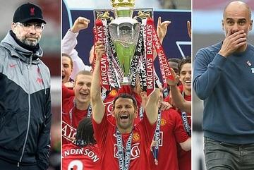 Ryan Giggs: MU 15-20 năm nữa mới vô địch Ngoại hạng Anh