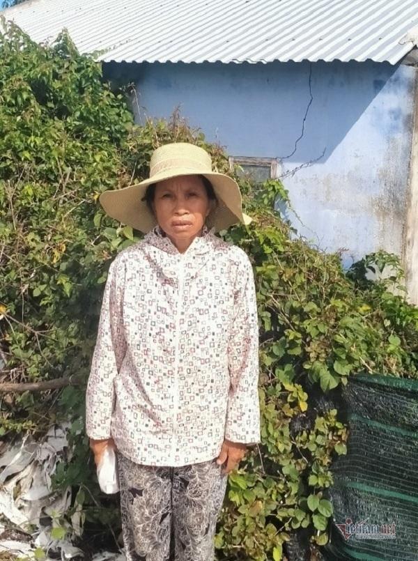 Cuộc đời mất mát của người phụ nữ 'có nhà nhưng không thể ở'