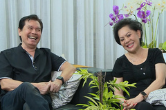 Danh ca Giao Linh: Lấy chồng 3 đời vợ, 6 con riêng và biến cố không thể mang thai