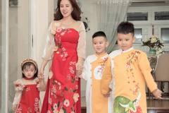 Vy Oanh đi thử đồ Phương Nguyễn Silk