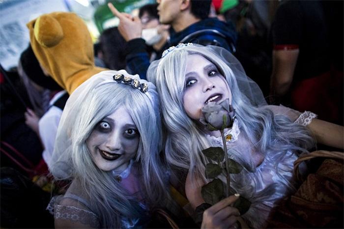 Địa điểm đi chơi Halloween thú vị nhất Hà Nội