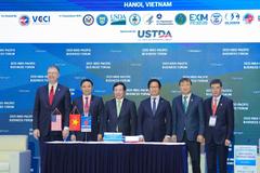 PV GAS và Tập đoàn AES ký thoả thuận về dự án kho cảng LNG Sơn Mỹ