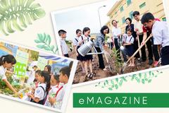 Triệu cây vươn cao vì một Việt Nam xanh