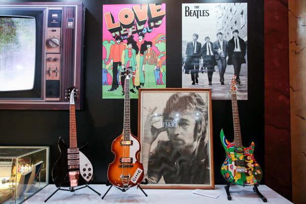 Cuộc thi vẽ tranh tái hiện huyền thoại The Beatles