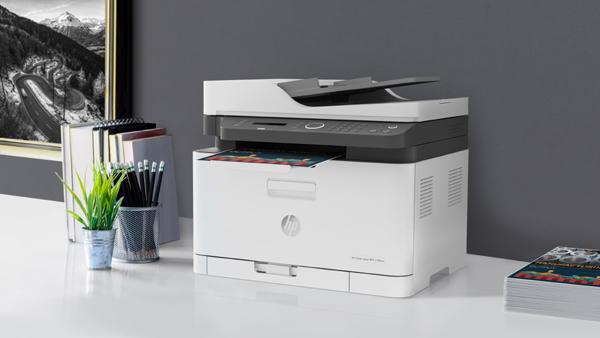 Máy in laser màu HP - 'trợ thủ' đắc lực cho doanh nghiệp