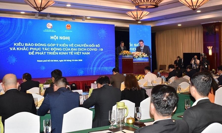 Phó Thủ tướng Phạm Bình Minh:  Đi chậm trong kỷ nguyên số sẽ mất cơ hội