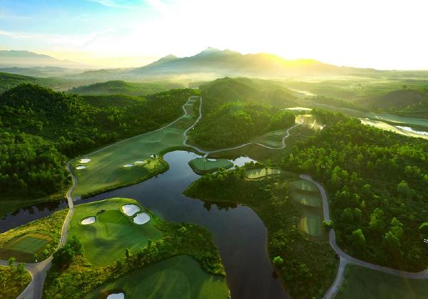 Ba Na Hills Golf Club giành 'cú đúp' tại giải golf thế giới