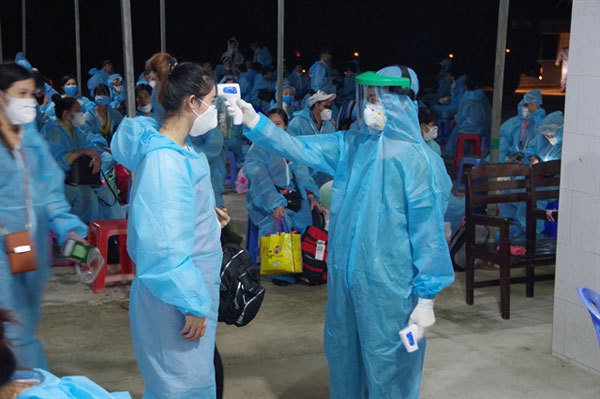 New quarantine regulations