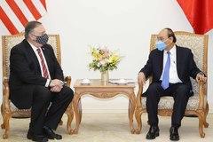 Thủ tướng: Quan hệ Việt - Mỹ phát triển toàn diện, đi vào chiều sâu