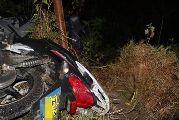 Chồng không cho tiền mua sắm, vợ trẻ vứt xe ở rìa sông, mất tích 40 ngày