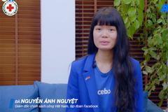 Facebook kêu gọi ủng hộ phụ nữ vùng lũ miền Trung