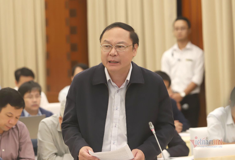 Hai Thứ trưởng nói về yếu tố 'nhân tai' trong lũ lụt lịch sử miền Trung