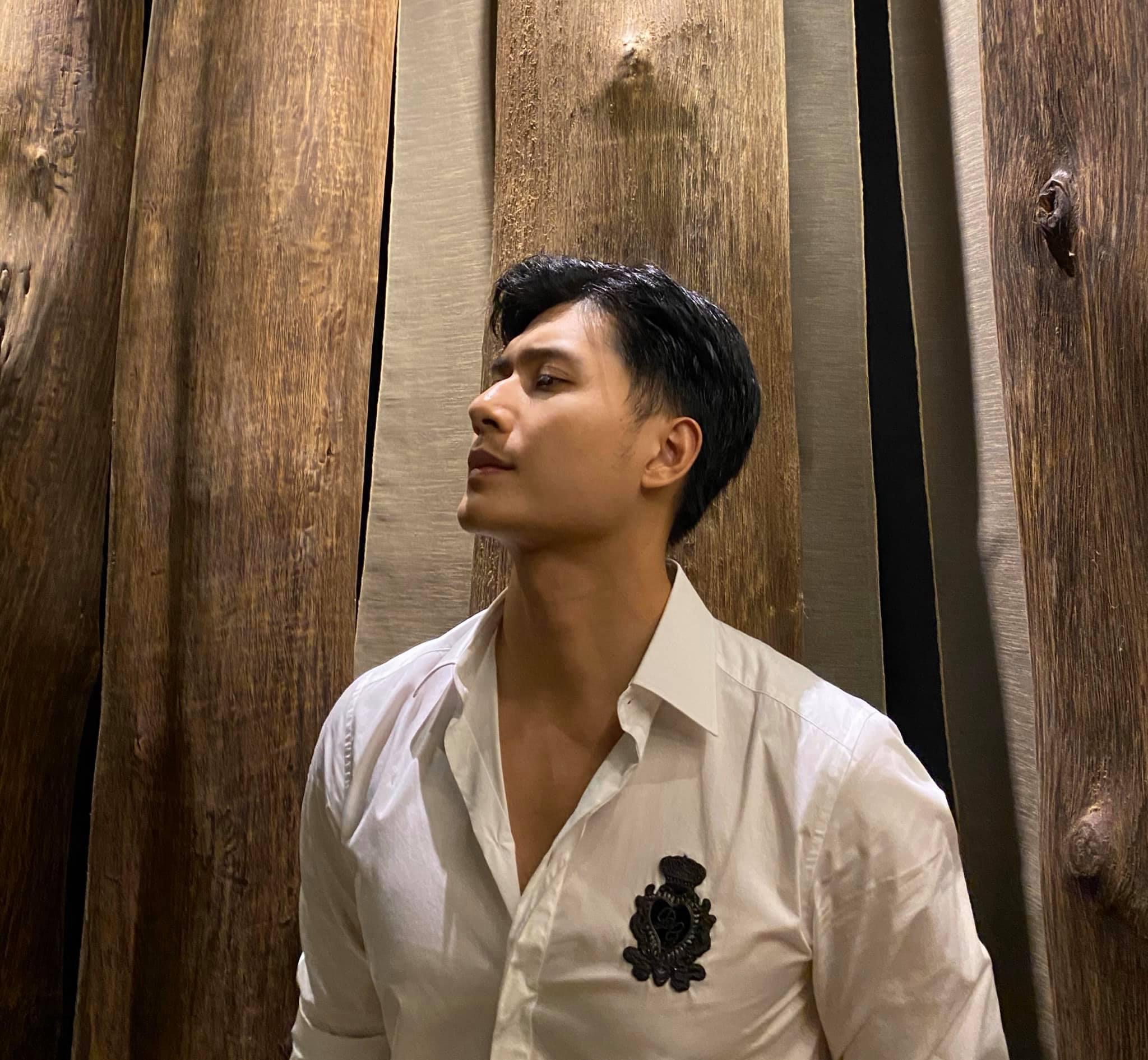 Người mẫu điển trai Lâm Bảo Châu là ai?
