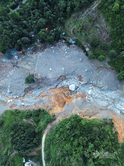 Danh tính 55 người gặp nạn ở Trà Leng, huyện Nam Trà My