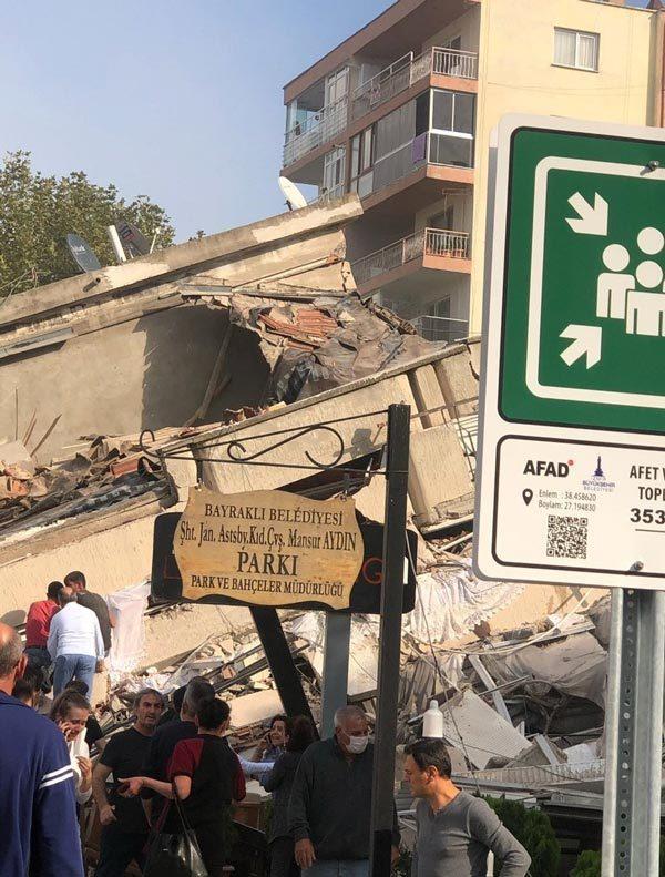 Động đất dữ dội làm rung chuyển Hy Lạp, Thổ Nhĩ Kỳ