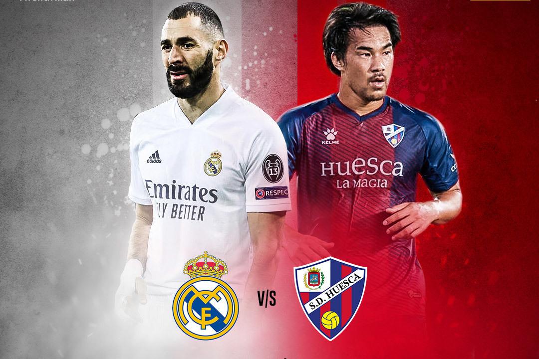 Nhận định Real Madrid vs Huesca: Chủ nhà lập uy