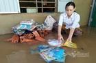 Ngành giáo dục thiệt hại hơn 600 tỷ vì mưa lũ