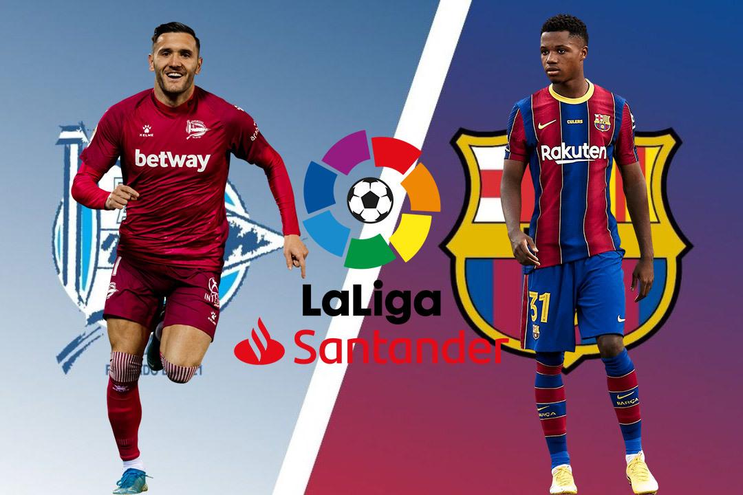 Nhận định bóng đá Alaves vs Barca, 3h ngày 1-11