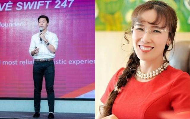 Con gái giấu kín của Bầu Đức, startup lộ diện con trai tỷ phú Phương Thảo