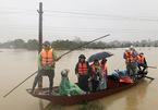 Nghệ An: Mưa lớn, nguy cơ sạt lở cao