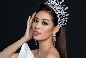 Southeast Asian rivals to Khanh Van at Miss Universe 2020
