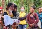 Nhiều học sinh mồ côi sau trận lở núi ở Trà Leng