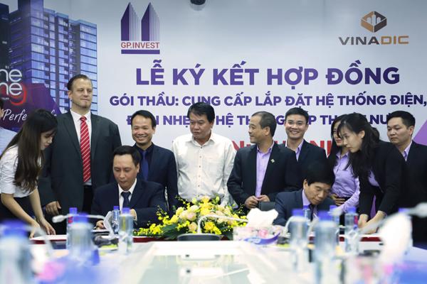 VINADIC trở thành nhà thầu cơ điện dự án The Nine