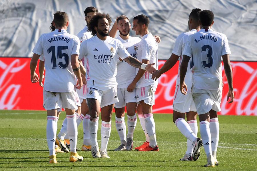 Hazard khai hỏa, Real Madrid thắng '4 sao'