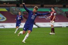 Xem video bàn thắng Burnley 0-3 Chelsea