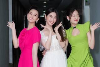 Lã Thanh Huyền bóc 'phốt' Diễm My buổi gặp fan 'Tình yêu và tham vọng'