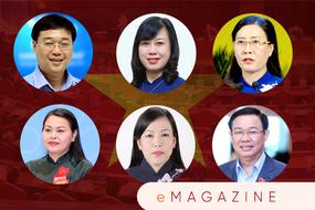 Những điểm nhấn từ 63 Bí thư Tỉnh ủy, Thành ủy nhiệm kỳ 2020 -2025