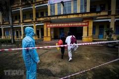Vietnam records no new COVID-19 cases on Nov. 1 morning