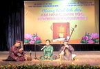 HCM City launches new art project on folk music