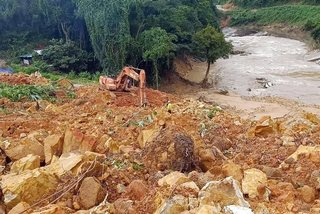 Rao Trang 3 accident suggests a reconsideration of small hydropower projects
