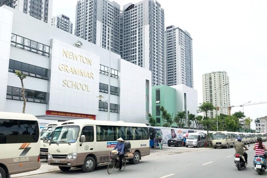 39 học sinh trường Newton bị từ chối cung cấp suất ăn bán trú