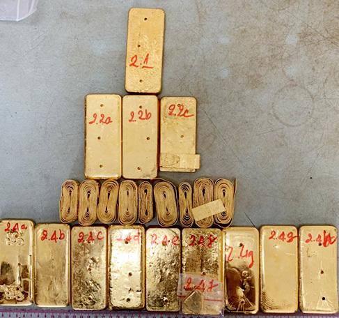 Diễn biến mới vụ Giám đốc Công an chỉ đạo bắt đối tượng chuyển 51kg vàng 9999
