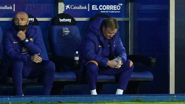 Barca khởi đầu tệ nhất 18 năm qua, HLV Koeman nói gì?