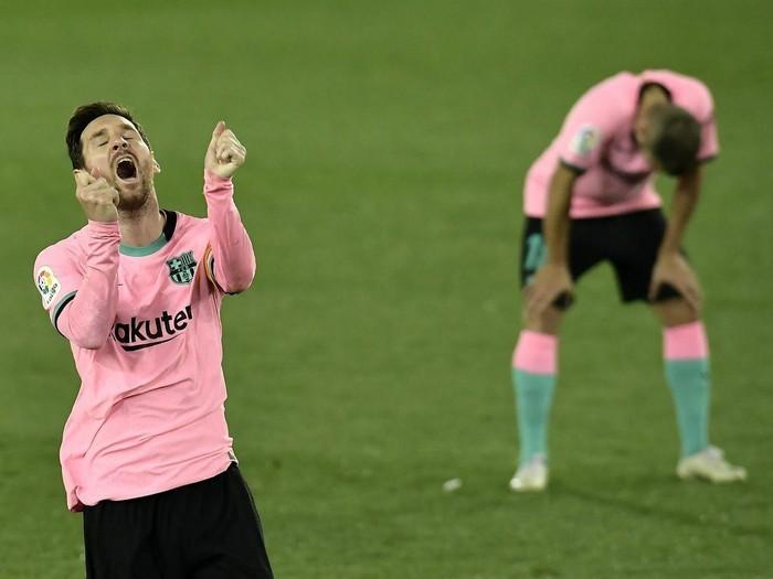 Man City đàm phán, thuyết phục Messi ký tiền hợp đồng