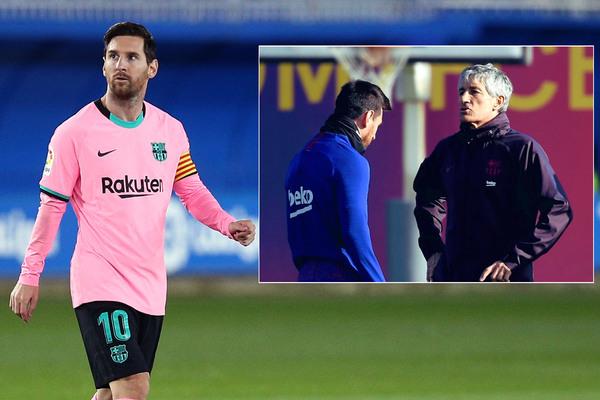 """Cựu HLV Barca: """"Messi quyền lớn, không thể quản được"""""""