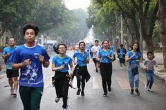 Giải chạy vì miền Trung yêu thương, Tết cho người nghèo