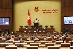 Legislators to discuss socio-economic development issues, revised drug prevention law