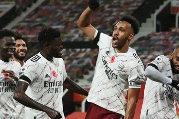 Nhờ Pogba, Arsenal chấm dứt 'lời nguyền' tồi tệ với MU