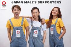 Japan Mall - 'ngày hội' mua sắm hàng Nhật ở Việt Nam