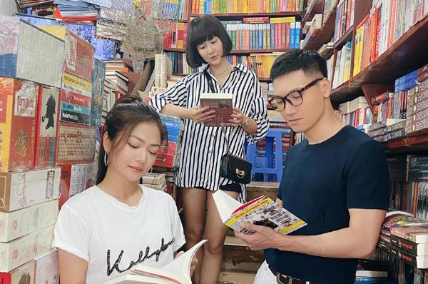 Mạnh Trường, Kiều Anh đóng vợ chồng trong phim mới