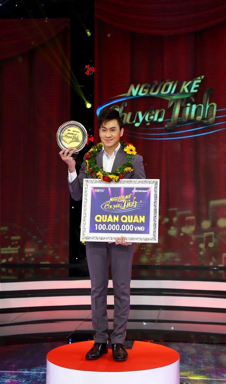 Ca sĩ Tùng Lâm, tiếng hát giàu trải nghiệm